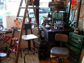 目黒通り,家具屋,JUNKS,アメリカン,ビンテージ,家具,雑貨